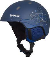 Sinner Titan helm Blauw