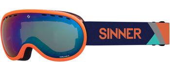 Sinner Vorlage S skibril Oranje