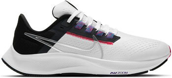 Nike Air Zoom Pegasus 38 hardloopschoenen Dames Wit