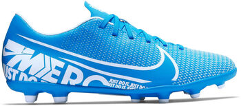 Nike Vapor 13 Club FG/MG Voetbalschoenen Heren Blauw