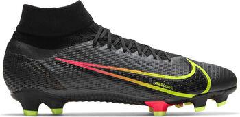 Nike Mercurial Superfly 8 Pro FG voetbalschoenen Zwart