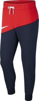 Nike Sportswear Swoosh broek Heren Rood