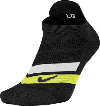 Nike Dry Cushion Dynamic Arch No-Show hardloopsokken Heren Zwart