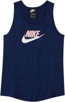 Nike Sportswear tanktop Blauw