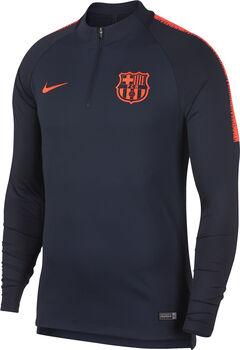 Nike FC Barcelona Dry Squad Drill shirt Heren Blauw