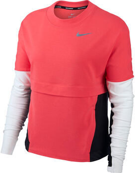 Nike Therma Sphere Dri-FIT top Dames Oranje