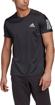 adidas Own the Run T-shirt Heren Zwart