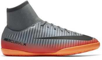 Nike MercurialX Victory VI CR7 Dynamic Fit (IC) junior zaalvoetbalschoenen  Zwart