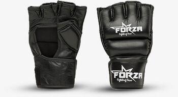 Forza Leren MMA handschoenen Heren Zwart