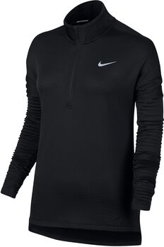 Nike Therma Sphere Running longsleeve Dames Zwart