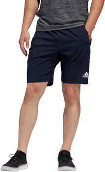adidas 4KRFT 3-Stripes 9-Inch short Heren Blauw