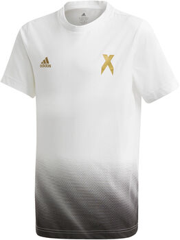 adidas Football-Inspired X AEROREADY kids shirt Jongens Wit