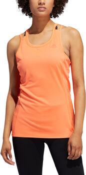ADIDAS Rise Up N Run top Dames Oranje