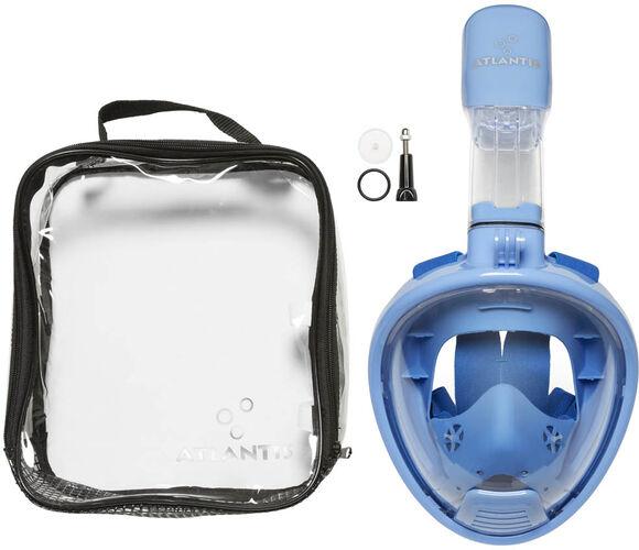 2.0 kids blue snorkelmasker
