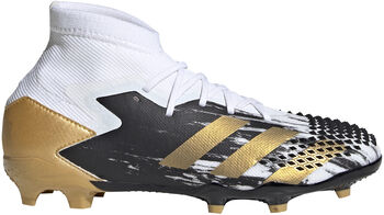 adidas Predator Mutator 20.1 Firm Ground kids voetbalschoenen  Wit