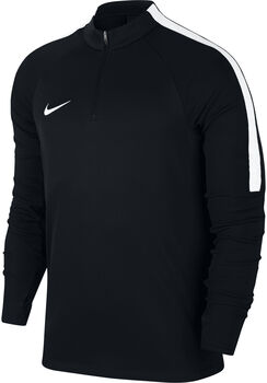 Nike Dril top Heren Zwart