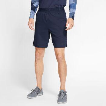 Nike Pro Flex Short Heren Blauw
