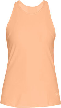 Under Armour Vanish top Dames Oranje