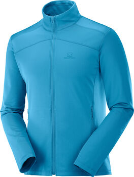 Salomon Discovery vest Heren Blauw