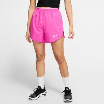 Nike Tempo LX short Dames Rood