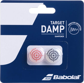 Babolat Target X2 demper Zwart