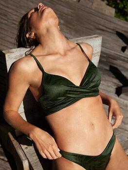 Beach Life bikiniset Dames Blauw