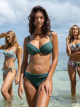 Protest Mix & Match bikiniset Dames Blauw